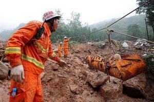 Çin felaketi yaşıyor