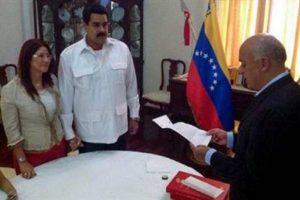 Maduro dünyaevine girdi
