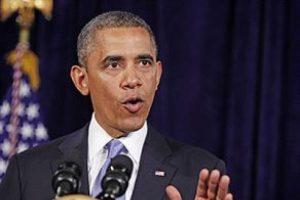 """Obama, """"önce vatandaşlık"""" dedi"""