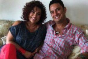 Nilgün Belgün ile Bekir Ünlüater imam nikahıyla evlenmiş