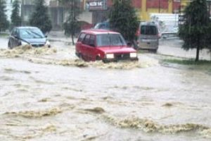 Ordu'yu yağmur vurdu