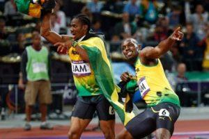 Bolt'a rakip kalmadı!