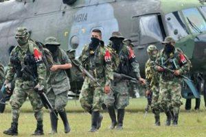 Kolombiya'dan barış manzaraları