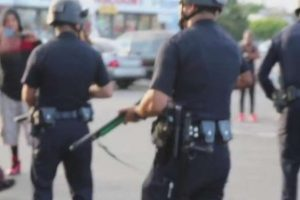 Amerika'da göstericilere felç eden silahla müdahale