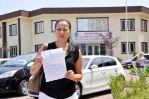Antalya'da su saati hırsızlığı alarmı