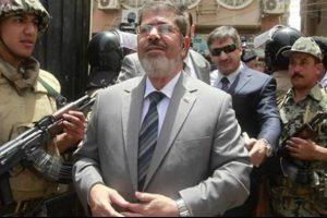 """""""Mursi gözaltında değil ve iyi durumda"""""""
