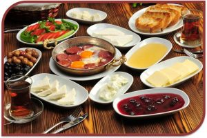 Günlük Ramazan diyetiniz Bursada Bugün'den...