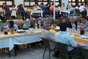 BYEGM Bursa'dan özel iftar