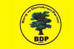 BDP il başkanı PKK adına vergi kesti