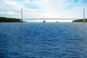 İşte 3. köprünün yeni planı