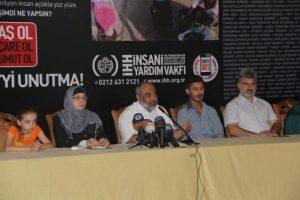 İHH, Suriye için yardım kampanyası