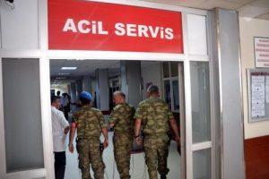 Jandarma er intihara teşebbüs etti