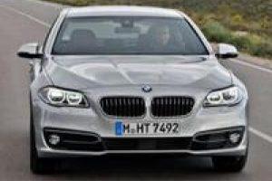 BMW 5 Serisi  Türkiye'de