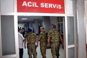 Jandarma er intihara kalkıştı