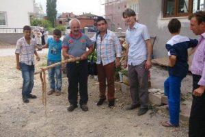 Bursa'da zehirli yılan dehşeti