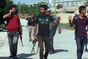 PKK Rasulayn'ı ele geçirdi