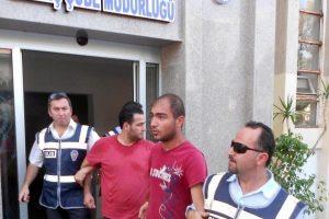 Test sürüşü dolandırıcıları tutuklandı