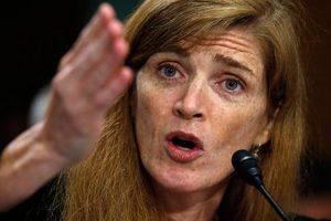 Power'dan BM'ye Suriye eleştirisi