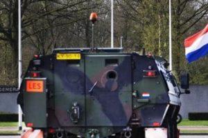 Afganistan'daki Hollanda askerleri dönüyor