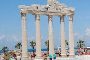 Apollon Tapınağı'nda kazılar başladı