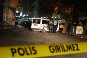 Polis kazara kendini vurdu