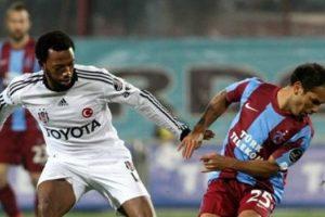 Beşiktaş ile Trabzonspor 117. Randevuda