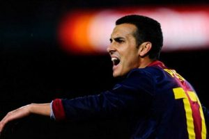 Pedro'dan Neymar'a övgü!