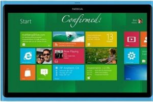 Nokia'nın yeni tableti göründü