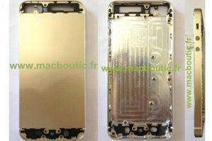 Altın sarısı iPhone 5S