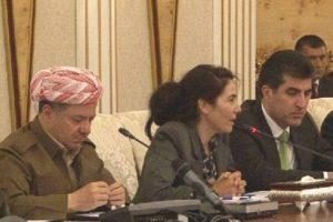 Kürt Ulusal Kongre tarihi belirlendi