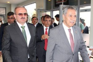 Arınç'tan Bursalılara önemli davet