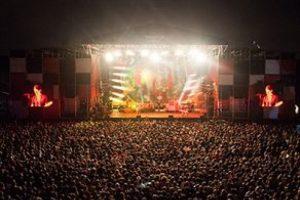 Placebo konserinde Gezi sloganları