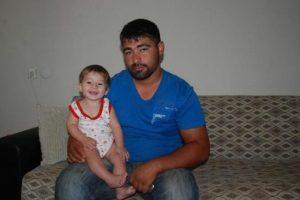 9 aylık bebeğini bırakıp kayıplara karıştı