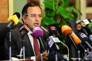 Mısırlı bakandan 'katliam' diplomasisi
