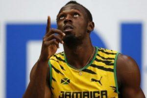 Bolt Moskova'da duble yaptı