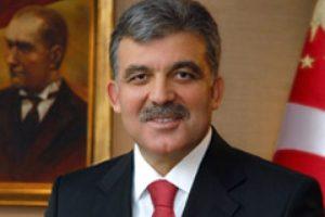Cumhurbaşkanı Gül bilim adamları heyetini kabul etti