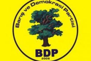 BDP'den açıklama