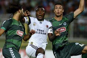 Fenerbahçe'ye Konya'da büyük şok