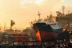 İşte Haiyan Tayfunu'nun yıkım raporu