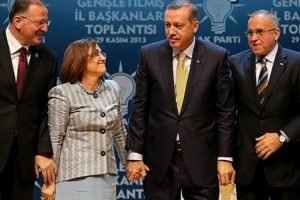 AA Şahin'le Erdoğan'ın o fotoğrafını yeniden servis etti