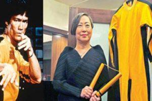 Bruce Lee'nin sarı tulumu 100 bin dolara satıldı