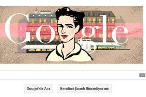 Simone de Beauvoir için sürpriz doodle