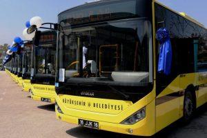 Bursa'da Büyükşehir, Karacabey'e otobüs seferleri başlattı