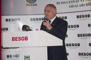 Bakan Tüfenkci Bursalı esnaflar için geliyor