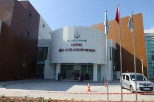 Bursa Nilüfer Ağız ve Diş Merkezi'ne 300 bin başvuru