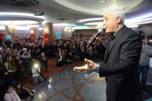 Nihat Hatipoğlu 'Mahalle Sohbetleri' programında Bursalılarla buluşuyor
