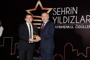 """Bursa'da """"Şehrin Yıldızları"""" ödülleri sahiplerini buldu"""