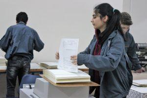 Bursa'da bu lisede okuyan öğrenciler asgari ücret kadar maaş alıyor