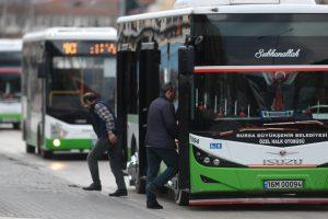 Bursa'da özel halk otobüsleri için açıklama!