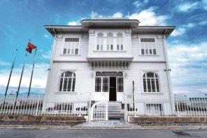 Bursa'da Mudanya Mütarekesi'nin imzalandığı müze eve yoğun ilgi